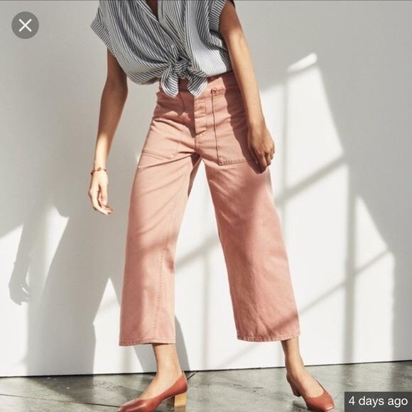 8b3d925884 NWT Madewell X As Ever Brancusi pants 29